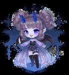 Halloween Midnight - Corrupted Tanzanite [closed]