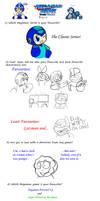 Megaman Meme by Drarin1