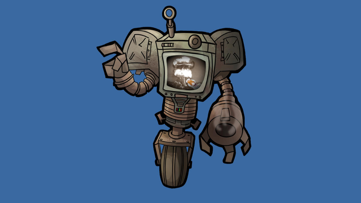 Fallout - Victor Goose by Kalusk