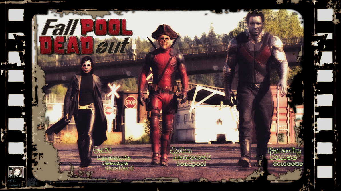 Fallout 4 - Deadpool by Kalusk