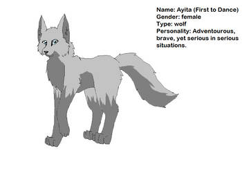 Ayita by EPICNESSwolf