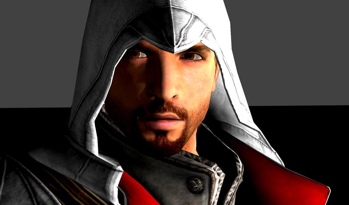 Ezio Auditore da Firenze pic.2 by RVOVS on DeviantArt