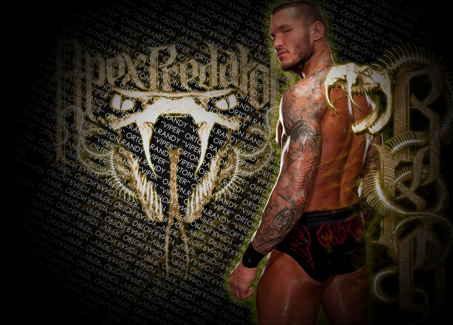 Randy Orton Wallpaper By RVOVS