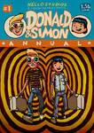 Donald + Simon Cover