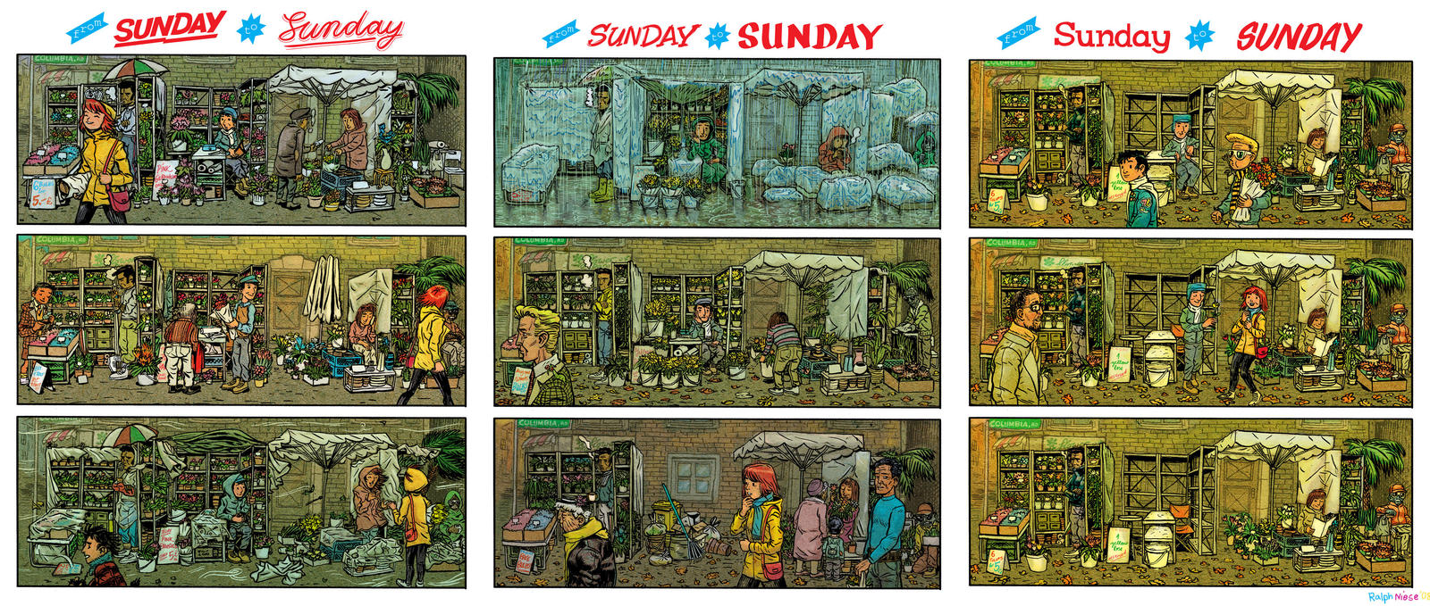 From Sunday To Sunday by RalphNiese