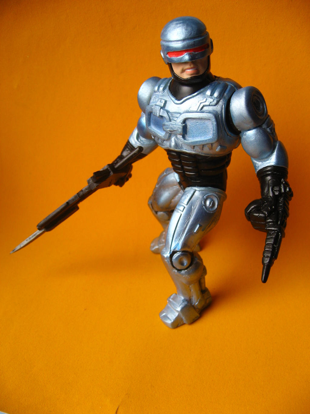ROBERT COP X by RalphNiese