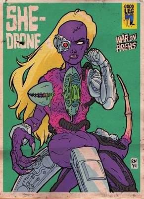 She-Drone #2