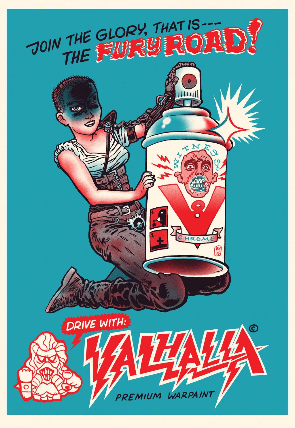 Valhalla by RalphNiese