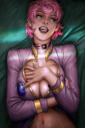 Commission - Trish Una by tranmonster