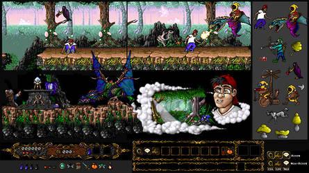 Mystic Dream Game art
