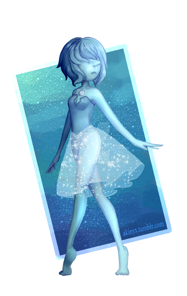 Steven Universe - Blue Pearl Also I made a Speedpaint but I didn't upload it anywhere, sooo if some of you want to see it well, I'll maybe upload it on my personnal YouTube account. Tell me in the ...