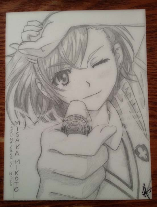 Drawing An Anime Character DAY 002 by anime234dotcom on ...