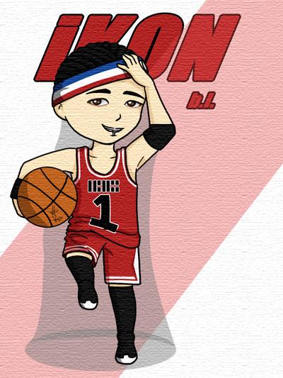iKON: Rhythm Ta B.I. by anime234dotcom