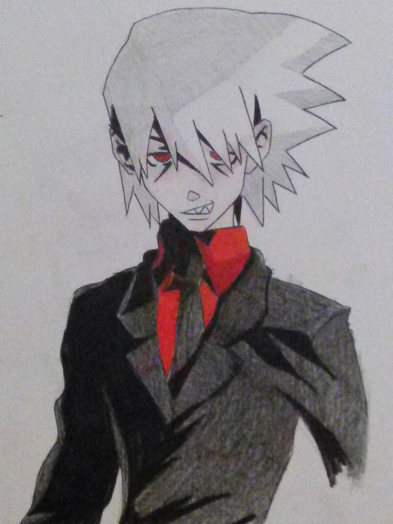 Soul Eater Evans by FoB952