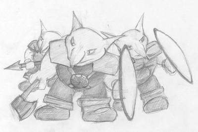 Goblinwarriors