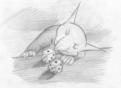 Goblin and gambler