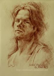 Jared Padalecki sketch by diablana81