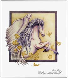 Unicorn by diablana81