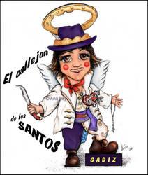 El Callejon de los Santos by diablana81