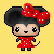 Free Icon: Minnie by Lydia-Burns