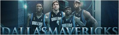 Dallas Mavericks by N4S-GFX