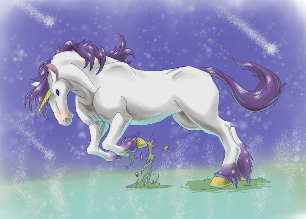 Unicornio megaEX by dragonfetus