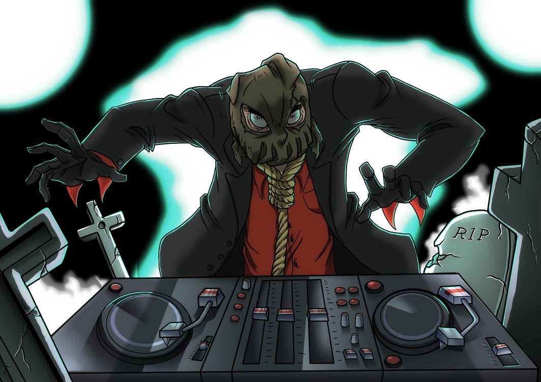 Beatcrow Ilustracion 2 by dragonfetus