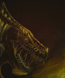 Dragoonnn by AliyaSapphire