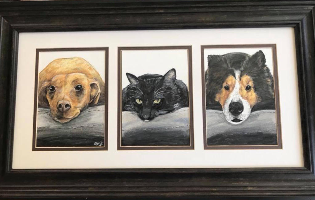 My Pets  by AliyaSapphire