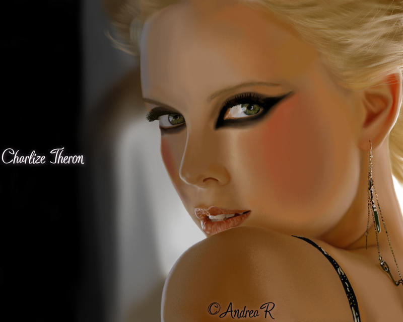 Charlize Theron2 by Namine76