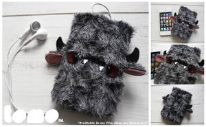 TOMO YETI - IGOR - iPhone iPod Case by TomodachiIsland