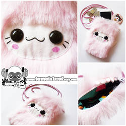 CHICKI - Pouch Yeti by TomodachiIsland