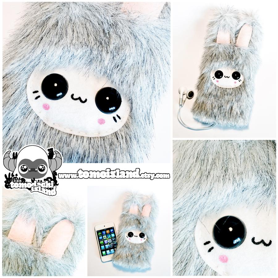 Nichi Rabbit - Kawaii iPhone/iPod Touch 4/4S/5 by TomodachiIsland