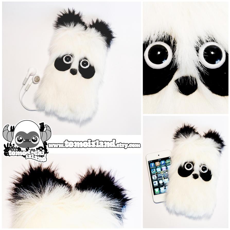 Paddy Panda - Kawaii iPhone 4, 5 iPod 4, 5 Sleeve by TomodachiIsland
