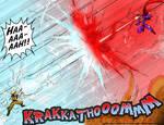 Superman VS Goku- Mistermoster
