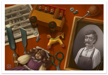Toymaker by leonid-deburger