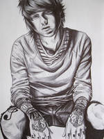 Christofer Drew by youbesonicimtails