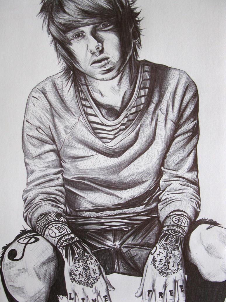 Christofer Drew by youbesonicimtails on DeviantArt