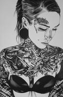 Monami Frost by youbesonicimtails