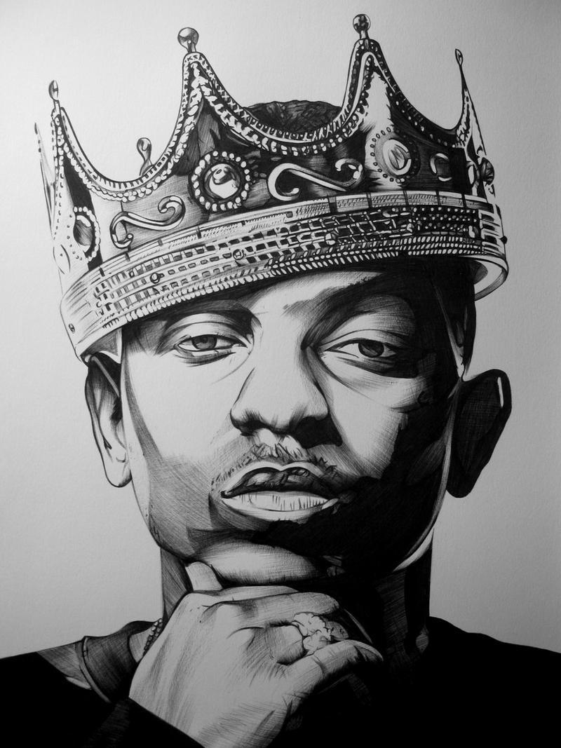 Kendrick Lamar by