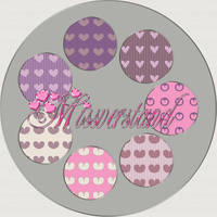 Tiles 14_2, Hearts by Missverstand
