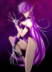 Phantasy Star II Nei by FF-STUDIO