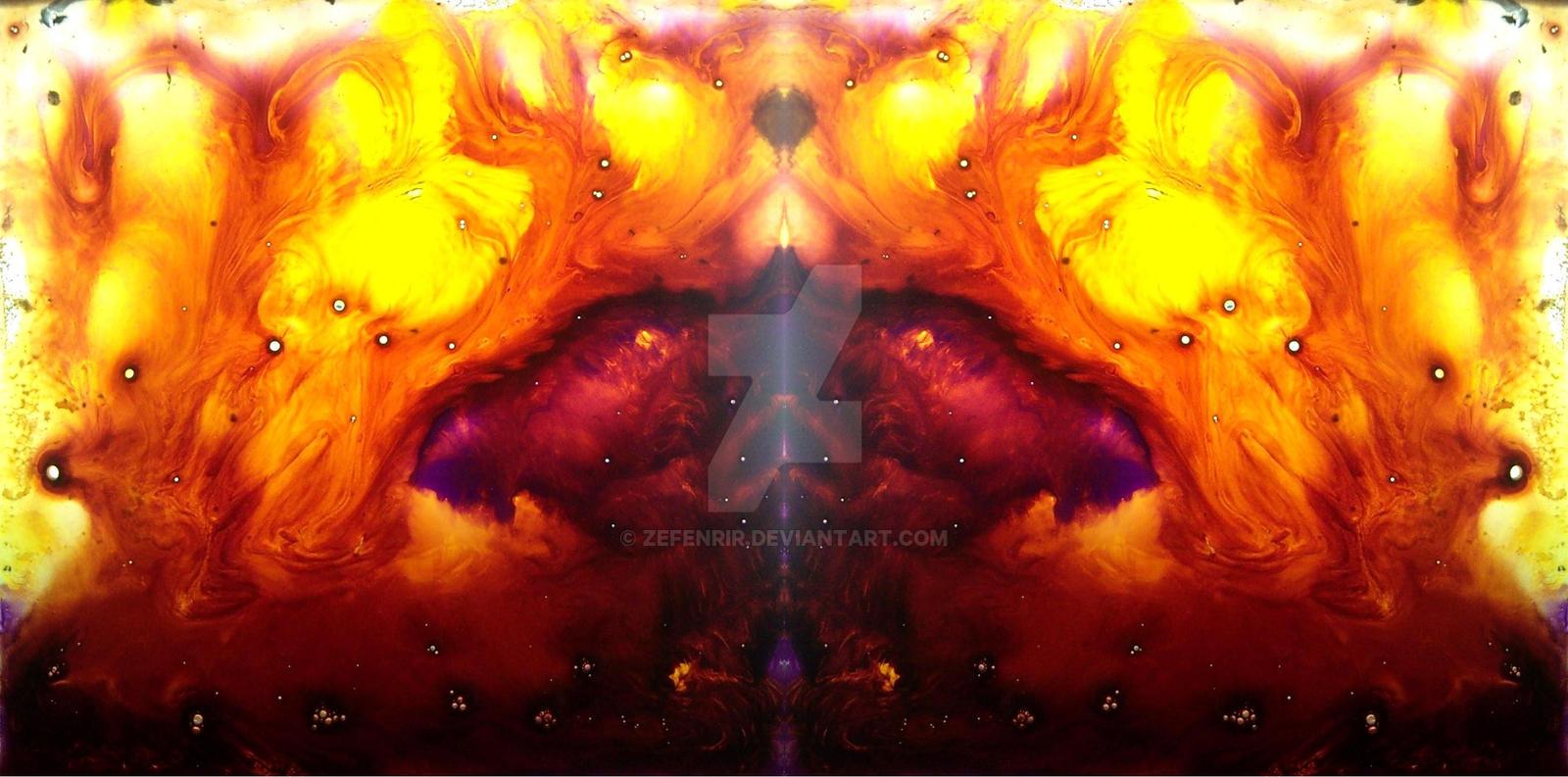 Phoenix Rising by ZeFenrir