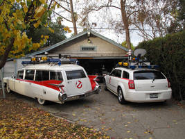 Ghostbusters Magnum Ecto-1 131 by Boomerjinks