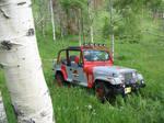 Jurassic Park Jeep Wrangler 41