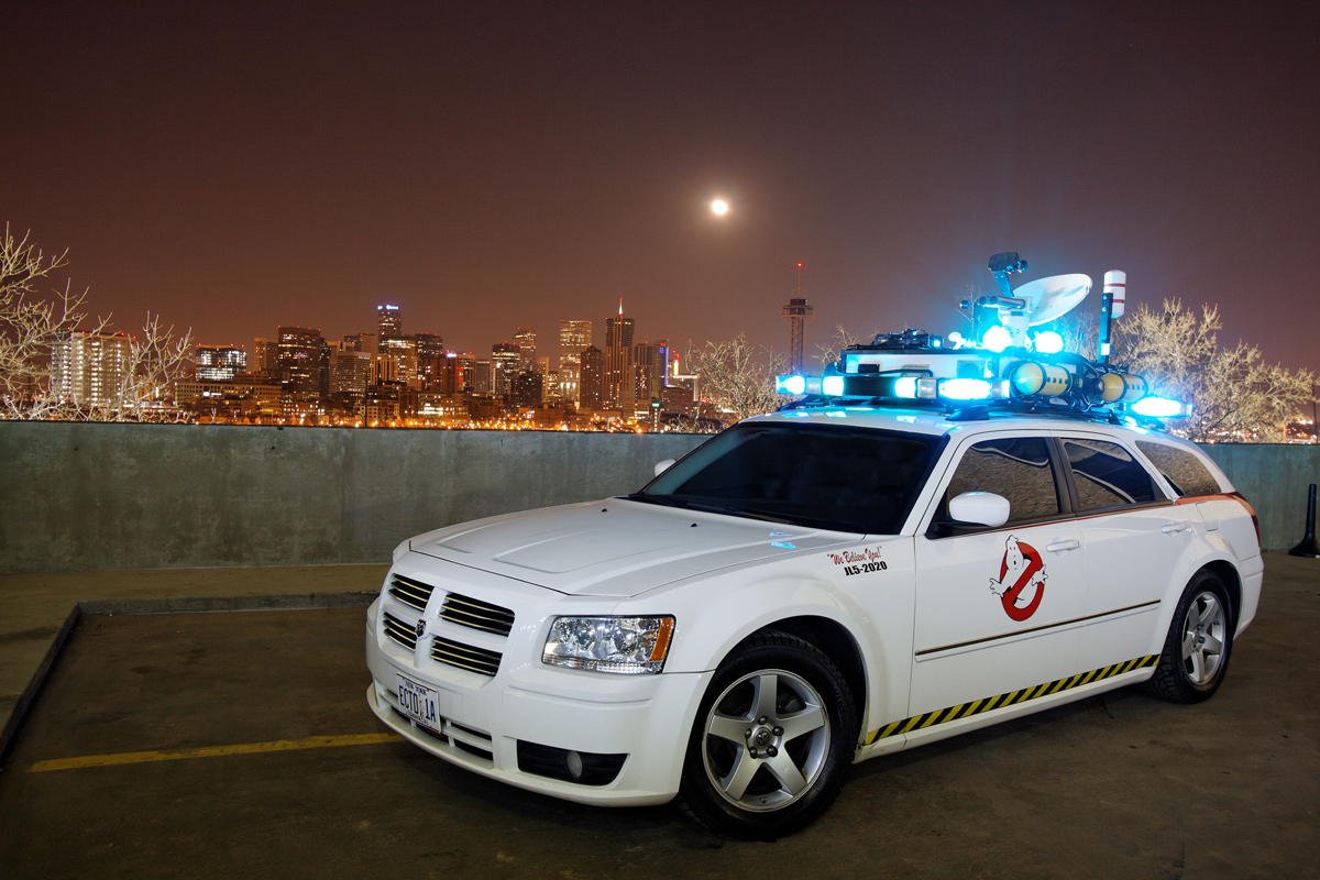ecto 1 ghostbusters wallpaper - photo #26