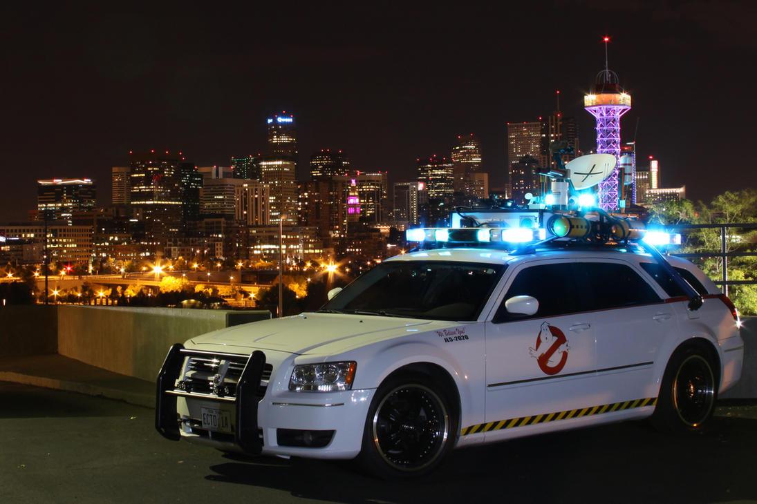 Ecto 1 Magnum In Denver By Boomerjinks On Deviantart
