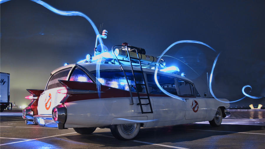 ecto 1 ghostbusters wallpaper - photo #4
