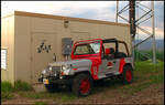 Jurassic Jeep 18z