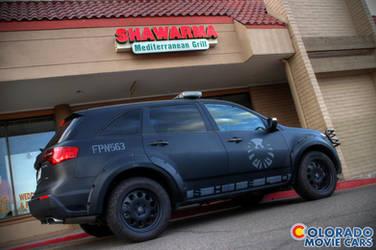 Shawarma - Colorado Movie Cars SHIELD Acrua by Boomerjinks